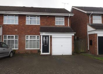 Thumbnail 3 bedroom semi-detached house for sale in Lomas Drive, Northfield, Birmingham, West Midlands