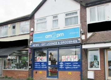 Thumbnail Retail premises for sale in 684 Wolverhampton Road, Oldbury