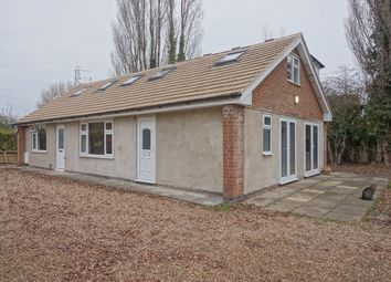 Thumbnail 5 bedroom bungalow for sale in Liberty Road, Glenfield, Leicester