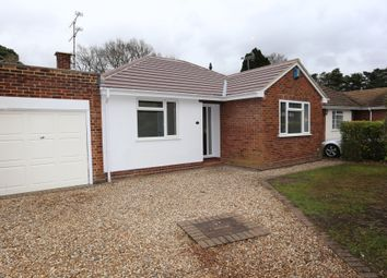 Thumbnail 3 bed detached bungalow to rent in Nightingale Road, Woodley, Reading