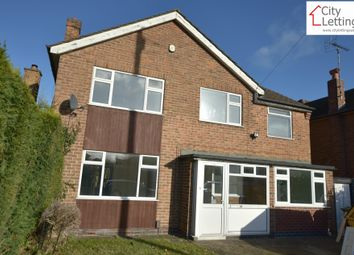 Thumbnail 5 bed detached house to rent in Templeoak Drive, Nottingham
