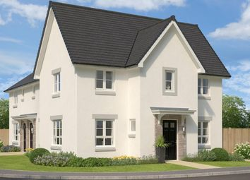 "Thumbnail 3 bedroom semi-detached house for sale in ""Abergeldie"" at Mey Avenue, Inverness"