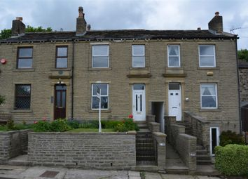 Thumbnail 3 bed terraced house for sale in Burn Road, Birchencliffe, Huddersfield
