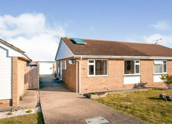 Thumbnail 2 bed semi-detached bungalow for sale in Tolkien Road, Eastbourne