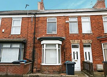 Thumbnail 2 bedroom terraced house for sale in Walters Terrace, Newland Avenue, Hull