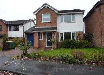 Thumbnail 4 bedroom detached house to rent in Greenacres, Fulwood, Preston
