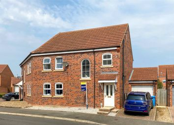 Gilderidge Park, Kingswood, Hull, East Yorkshire HU7. 3 bed semi-detached house