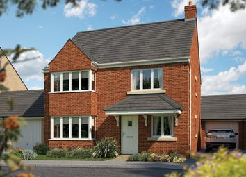 "Thumbnail 4 bed detached house for sale in ""The Canterbury"" at Centenary Way, Witney"