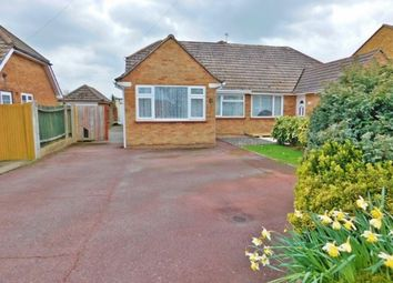Thumbnail 3 bed semi-detached bungalow for sale in Carisbrooke Avenue, Hill Head, Fareham