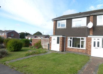 Thumbnail 3 bedroom end terrace house for sale in Carron Drive, Werrington, Peterborough