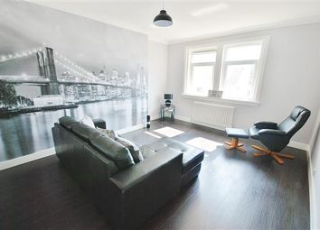 Thumbnail 3 bed flat for sale in Cunninghame Road, Saltcoats