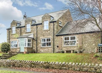 Thumbnail 4 bed detached house for sale in Castle Meadow, Whittingham, Alnwick