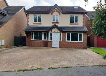 Thumbnail 5 bed detached house for sale in Dol Nant Dderwen, Broadlands, Bridgend