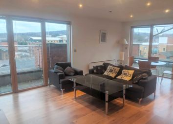 2 bed flat to rent in 2 Bed Penthouse Apartment, Shire House, Napier Street, Sheffield S11