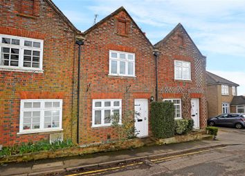 Thumbnail 2 bed terraced house to rent in Church End, Sandridge, St. Albans