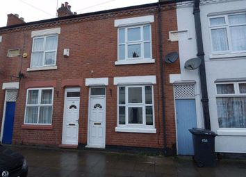 Thumbnail 2 bedroom terraced house to rent in Dunton Street, Woodgate, Leicester