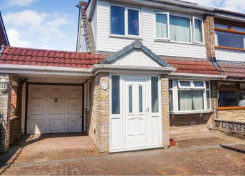 Thumbnail 3 bed semi-detached house for sale in Sandringham Drive, St. Helens