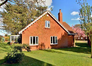 Thumbnail 4 bedroom detached house for sale in Oaklands, Lowestoft Road, Reydon, Southwold