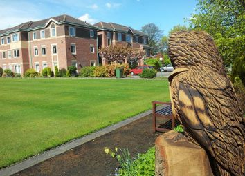 Thumbnail 2 bed flat for sale in Tatton Court, Stockport