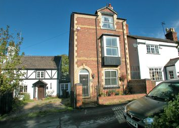 Thumbnail 4 bed link-detached house for sale in Little Lane, Parkgate, Neston