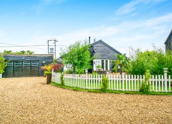 Thumbnail 2 bedroom detached bungalow for sale in Forty Foot Bank, Ramsey Forty Foot, Huntingdon