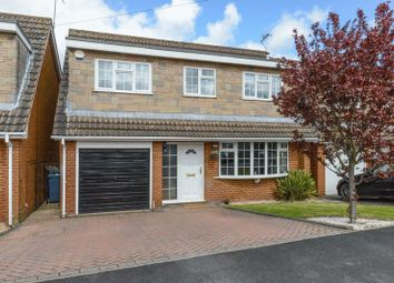 Thumbnail 4 bed detached house for sale in Churchfield Road, Eccleshall, Stafford