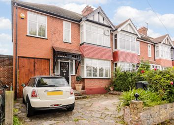 Thumbnail 3 bedroom semi-detached house to rent in Chestnut Close, Buckhurst Hill