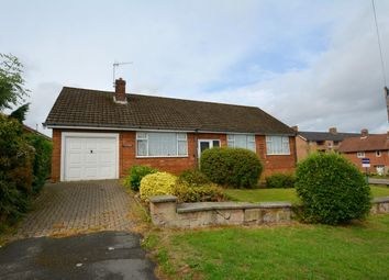 Thumbnail 3 bed bungalow for sale in Lansdowne Avenue, Chesterfield