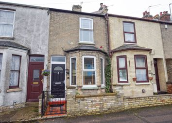 Thumbnail 2 bedroom terraced house for sale in King Edward Vii Road, Newmarket
