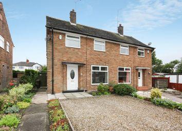 Thumbnail 2 bed semi-detached house for sale in 38 Swinnow Walk, Leeds