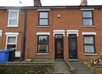 Thumbnail 2 bedroom terraced house for sale in Clifford Road, Ipswich, Suffolk