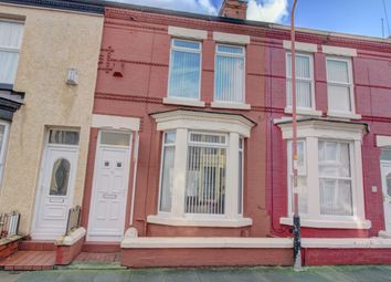 Thumbnail 3 bed terraced house for sale in Scott Street, Liverpool
