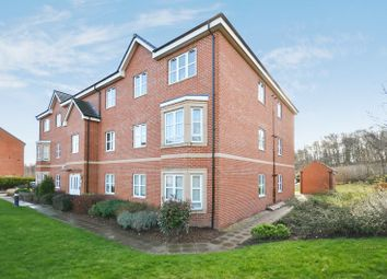 Thumbnail 2 bedroom flat for sale in Flat 12, Shipton Court, Scampston Drive, Wakefield