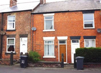 Thumbnail 2 bed terraced house for sale in Chatsworth Road, Chesterfield