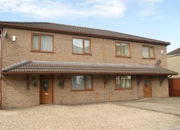 Thumbnail 3 bed semi-detached house for sale in Glan Y Mor Avenue, Margam, Port Talbot