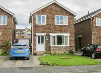 Thumbnail 3 bed detached house for sale in Keble Park Crescent, Bishopthorpe, York