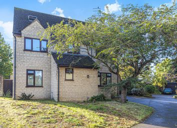 Thumbnail 5 bed detached house for sale in Witney, Oxfordshire