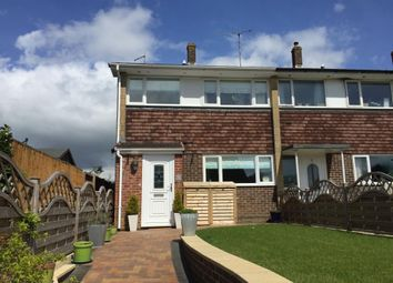 Thumbnail 3 bed end terrace house to rent in Hollymoor Lane, Beaminster, Dorset