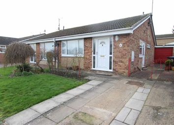Thumbnail 2 bed semi-detached bungalow for sale in Windermere Close, Daventry