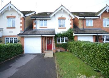 Thumbnail 4 bed link-detached house for sale in York Road, Binfield, Bracknell