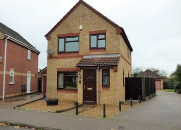 Thumbnail 3 bedroom detached house for sale in Rowan Way, Beccles