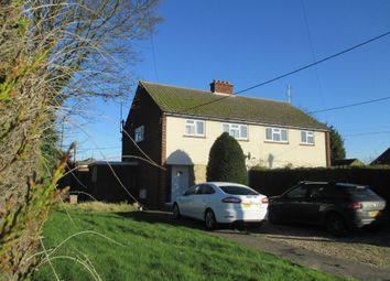 Thumbnail 3 bed semi-detached house to rent in High Street, Teversham, Cambridge