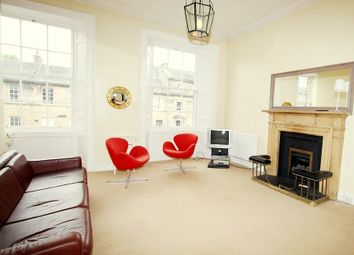 Thumbnail 6 bed flat to rent in Great King Street, New Town, Edinburgh