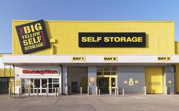 Warehouse to let in Big Yellow New Malden, Units 1-3 Wyvern Estate, Beverley Way, New Malden KT3