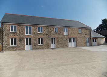 Thumbnail 4 bed barn conversion to rent in Tregony, Truro