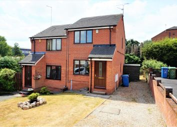 Thumbnail 2 bed semi-detached house for sale in Stainforth Street, Mansfield Woodhouse
