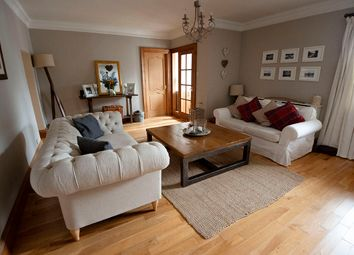 Thumbnail 4 bedroom detached house for sale in King Street, Stonehouse, Larkhall