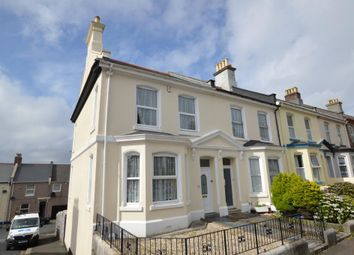 Thumbnail 3 bedroom end terrace house for sale in Alcester Street, Plymouth, Devon
