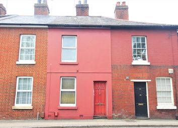 Thumbnail 2 bed terraced house for sale in Wickham Road, Fareham