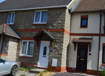 Thumbnail 2 bed terraced house to rent in Llys Dewi, Llantwit Major